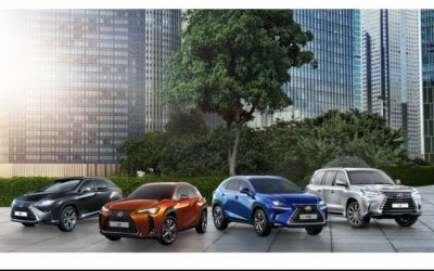 Lexus — всегда в Вашу пользу