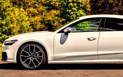 Обновлён лифтбек Audi S7