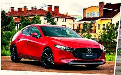 ВРоссии появилась новая Mazda 3