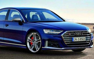Audi S8 для России: известны подробности
