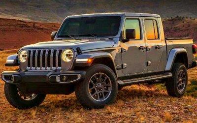 Jeep Gladiator получил новую модификацию