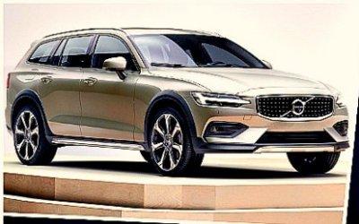 ВРоссии начались продажи Volvo V60 Cross Country