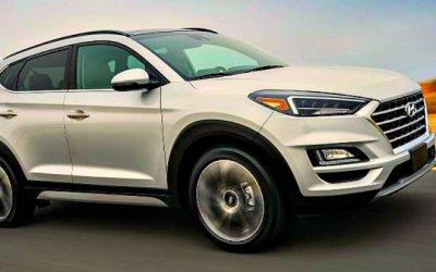 Российская версия Hyundai Tucson получит новый мотор