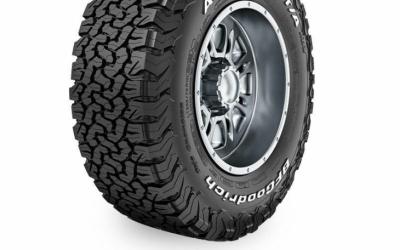BFGoodrich All Terrain – лучшие шины для внедорожников