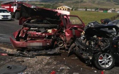 Два человека погибли в ДТП в Туймазинском районе Башкирии