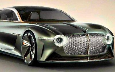 ВBentley создали электромобиль савтопилотом