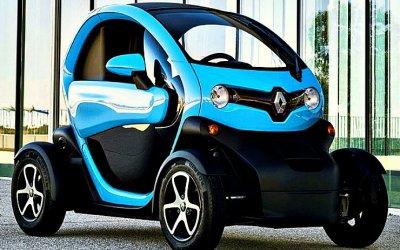 ВRenault хотят выпускать унас электромобили