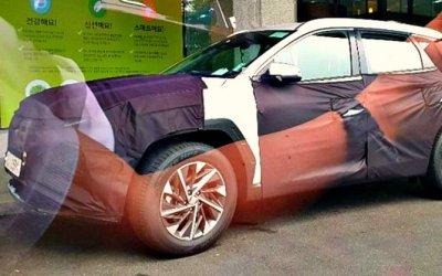 Новый Hyundai Tucson получил стилистику модели Santa Fe