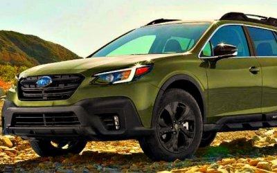 Subaru отзывает свои автомобили