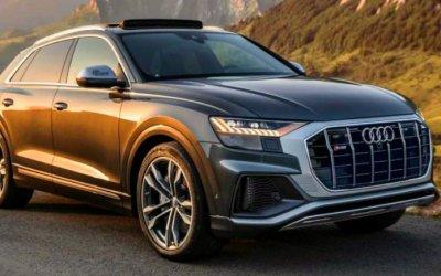 Представлен самый мощный дизельный кроссовер Audi
