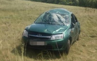 В Башкирии по вине пьяного водителя погиб пассажир