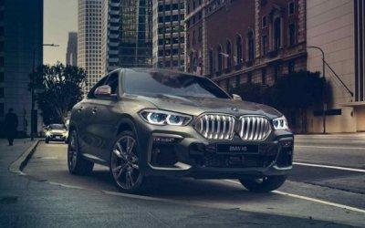 BMW X6. СОЗДАН БЫТЬ ПЕРВЫМ