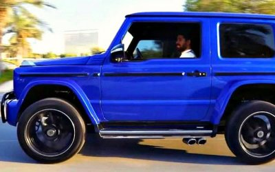 Suzuki Jimny: очередная мимикрия под «Гелик»