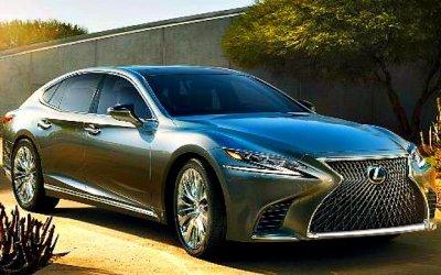 ВРоссии подорожали три модели Lexus