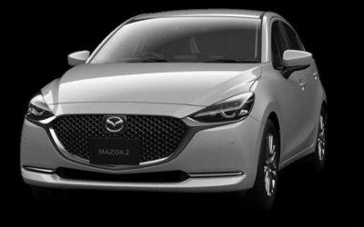 Представлена обновлённая Mazda 2