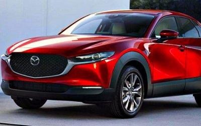 Mazda CX-30: известны подробности