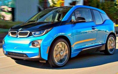 BMW прекратит выпуск моделей i3 иi8