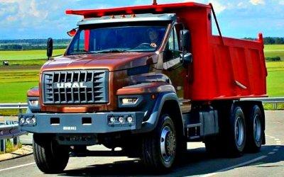 Докатились: грузовики «Урал» получат китайские моторы