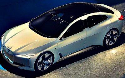 Новый BMW i4 станет соперником Tesla Model 3