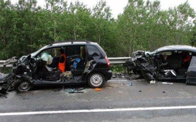 Четыре человека погибли в ДТП на трассе «Кола» в Карелии
