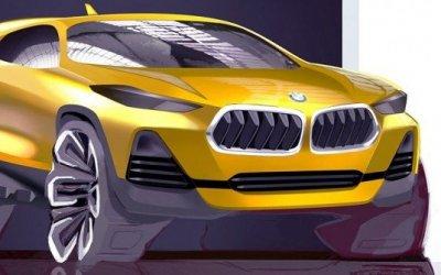 BMW выпустит новый компактный кроссовер - самый маленький и самый дешевый
