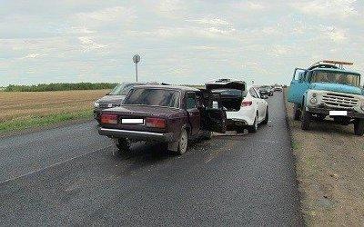 В Саракташском районе в ДТП погиб водитель