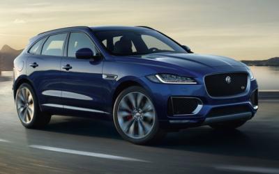 Jaguar F-Pace с преимуществом до 517 000 рублей в «Авилон»