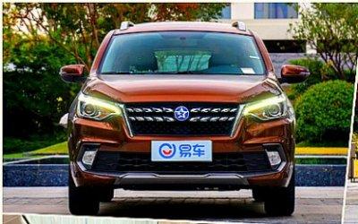 ВКитае сделан бюджетный аналог Nissan Qashqai