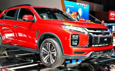 Новый Mitsubishi ASX: скороли вРоссии?