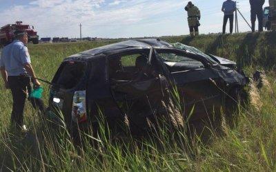 Бабушка и внучка погибли в ДТП под Челябинском