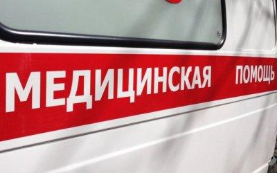 Двое подростков на мотоцикле пострадали в ДТП в Зеленоградском районе