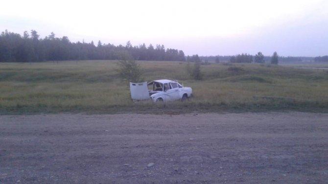 В Якутии в ДТП погиб молодой водитель