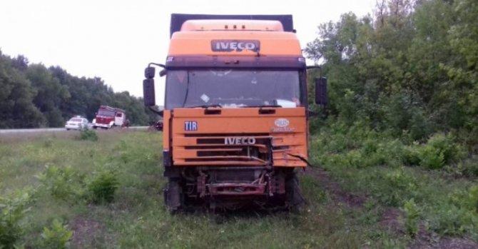 2-летний ребенок и двое взрослых погибли в ДТП в Воронежской области
