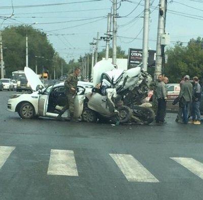 В ДТП в Самаре погиб человек