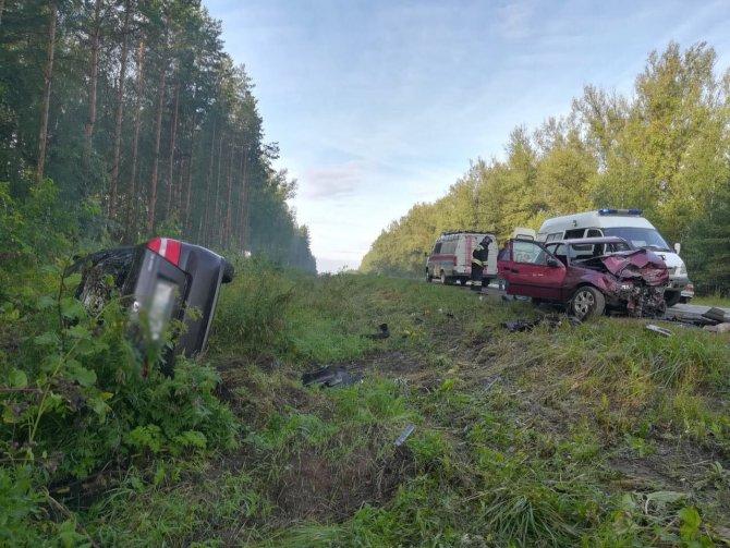 Молодой водитель погиб в ДТП в Удмуртии (1)