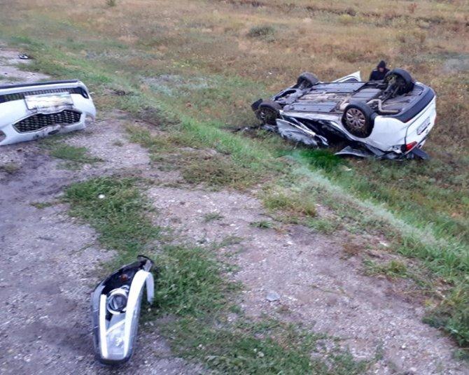 Водитель иномарки погиб в ДТП в Оренбургской области