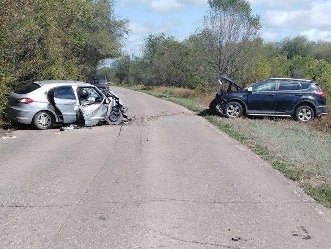 Семь человек пострадали в ДТП в Саратовской области