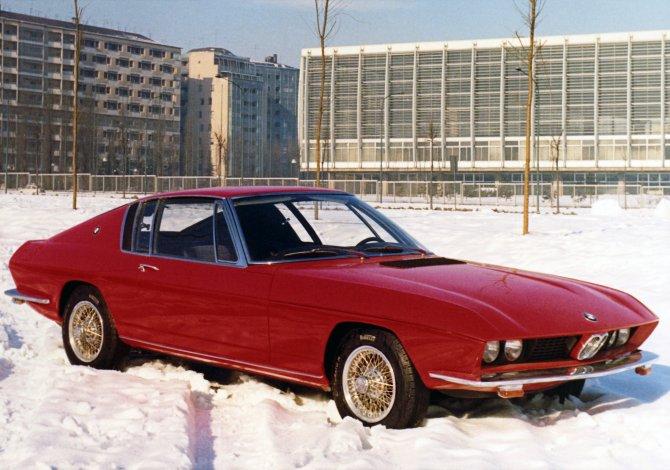 2 BMW 2000ti Coupé