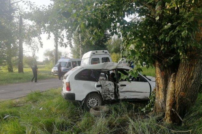 В Улан-Удэ в ДТП погиб подросток