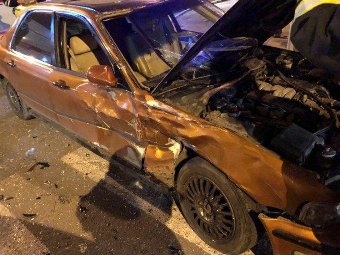 Парень и девушка пострадали в ДТП в Рыбинске (1)