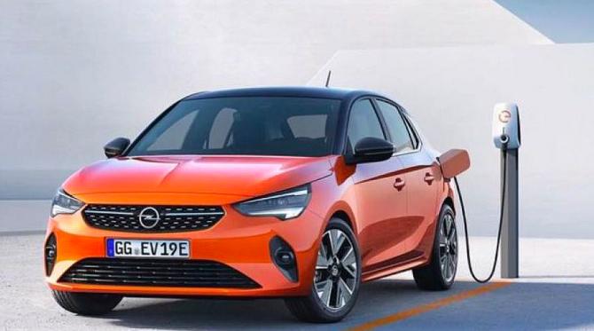 3 Opel Corsa