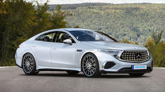 1 Mercedes EQS