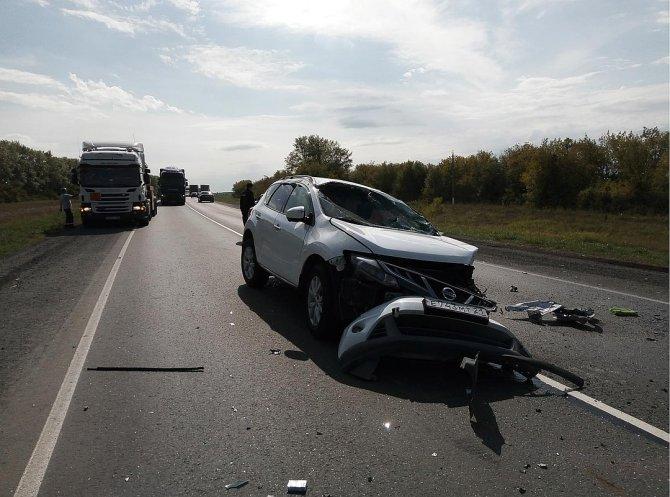 21-летняя девушка-водитель погибла в ДТП в Чувашии (2)