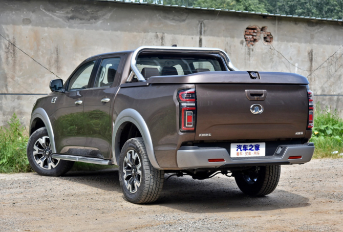 Great Wall в стиле Toyota Tundra 6