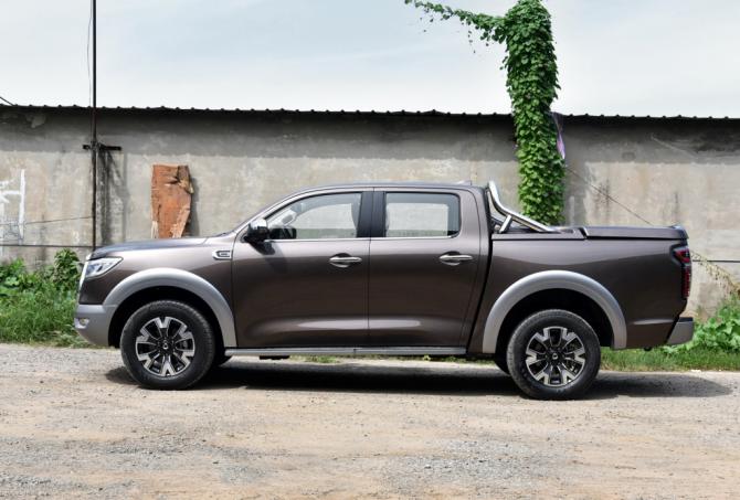 Great Wall в стиле Toyota Tundra 1