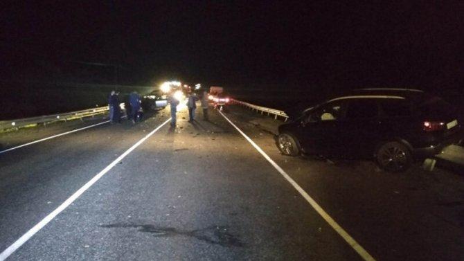 Пять человек погибли в ДТП в Чувашии