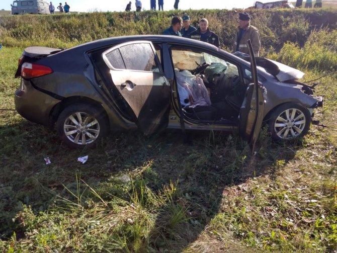 Двое погибли, шестеро пострадали в ДТП в Мордовии (4)