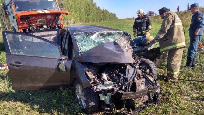 Двое погибли, шестеро пострадали в ДТП в Мордовии (1)