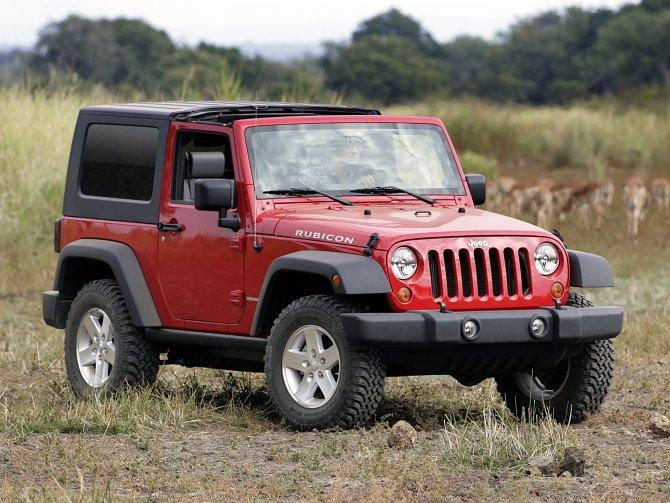 3 Jeep Wrangler Rubicon
