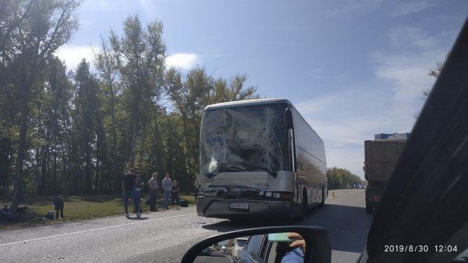 Пять человек пострадали в ДТП под Орлом